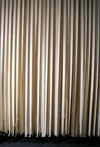 susan pui san lok, Wall, 2000 (installation view)