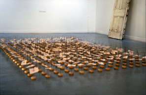 susan pui san lok, Take Me Away, 2000 (installation view)