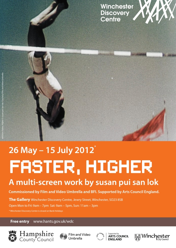 Faster Higher -WDC poster