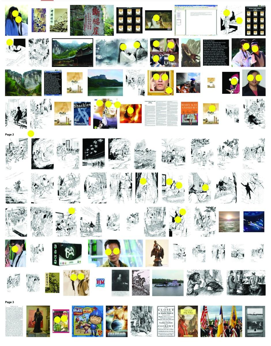 susan pui san lok, RoCH Fans & Legends (Entries/Variations), 2013