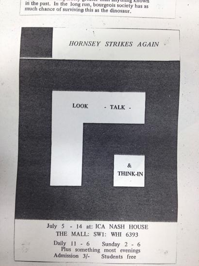Hornsey Strikes Again (c) Middlesex University Archive