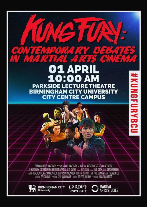 Kung Fury poster